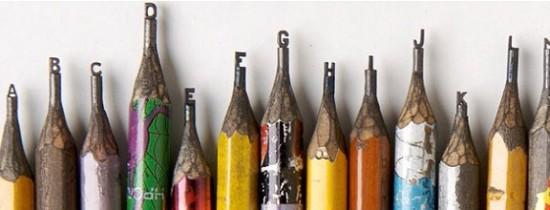 Creionul – Opere de arta ale lui Dalton Ghetti