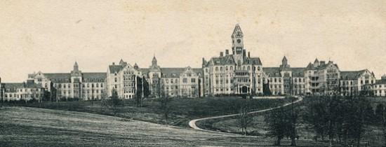 Dementa in psihiatrie – Spitalul de stat Worcester