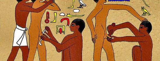Curiozitati si mituri despre circumcizie