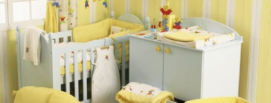 Cum amenajam camera bebelusului