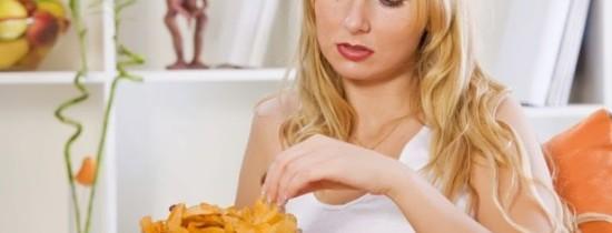 De ce consumam mai multe grasimi cand suntem suparati?