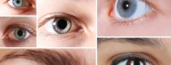 De ce au unii oameni ochi albastri?
