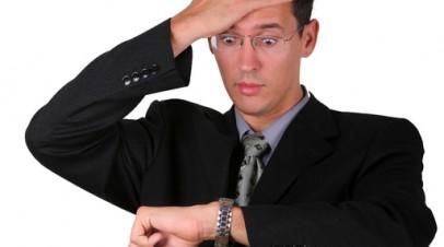 """Cercetătorii au descoperit de ce eşti un """"întârziat cronic""""."""