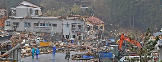 Un CUTREMUR de 6,9 grade a lovit Japonia în apropiere de Fukushima.  Alerta de tsunami a fost ridicată