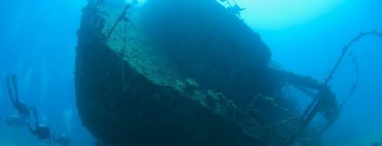 Cinci nave din Al Doilea Război Mondial au dispărut complet de pe fundul mării. ''Este grav''