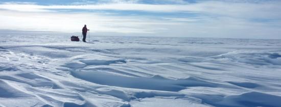 De ce corpul uman simte atât de puternic vremea extremă de la Polul Sud?