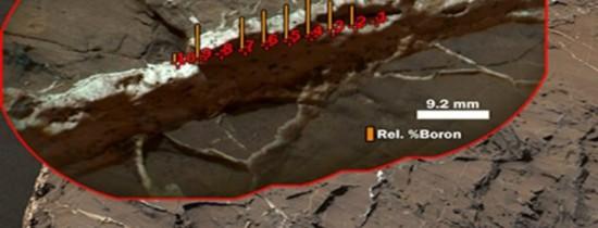 O nouă dovadă a existenţei vieţii pe Marte a fost găsită recent – VIDEO