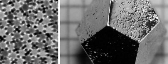 Unul dintre cele mai rare cristale de pe Pământ a fost descoperit în interiorul meteoritului care a lovit recent Rusia