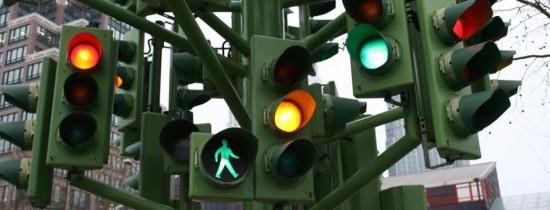 Cum au apărut semafoarele?