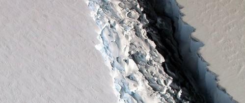 O bucată de gheaţă de mărimea judeţului Giurgiu se desprinde din Antarctica. Efectele DEVASTATOARE produse de ruptură