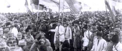 ZIUA NAŢIONALĂ A ROMÂNIEI: Cum au fost realizate singurele fotografii ale Unirii de la 1918. Samoilă Mârza, ajuns întâmplător fotograful Unirii – GALERIE FOTO