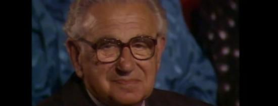 ''Transportul copiilor,'' operaţiunea prin care un singur bărbat a salvat peste 600 de copii din Holocaust. A fost denumit ''Oscar Schindler al Marii Britaniei''
