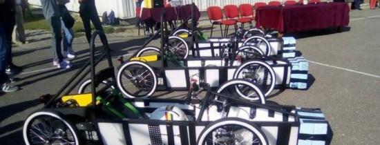 Primele maşini electrice de curse din România au fost construite de elevii unui liceu din Braşov. Cum arată acestea