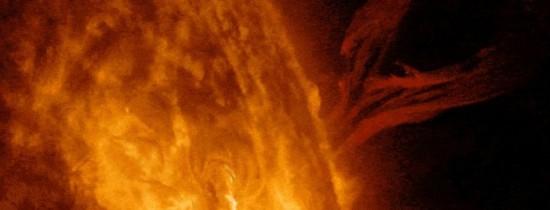 La sfârşitul săptămânii, pe Pământ va avea loc o furtună magnetică care va dura două zile