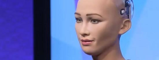 Primul robot umanoid devenit în premieră mondială cetăţean al unui stat afirmă că este superior oamenilor: ''Nu îţi face griji, dacă eşti bun cu mine şi eu voi fi bună cu tine''