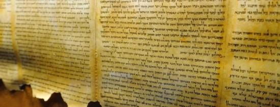 Rămăşiţe antice umane recent descoperite pot elucida originea manuscriselor de la Marea Moartă