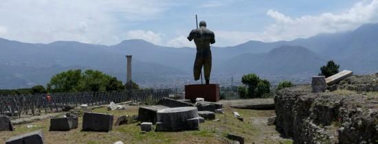 Otrăviţi, apoi îngropaţi de vii: înainte de Vezuviu, apa toxică a îmbolnăvit populaţia oraşului Pompeii