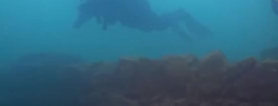 Un castel vechi de 3.000 de ani ce a aparţinut unei civilizaţii misterioase a fost descoperit pe fundul celui mai mare lac din Turcia