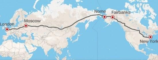 O singură ţară se află în spatele unui proiect de construite a unei autostrăzi care ar putea acoperi 80% din suprafaţa lumii