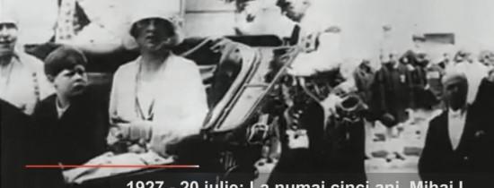 Anul 1927: Mihai I devine rege al României la numai cinci ani – 100 de ani în 100 de momente