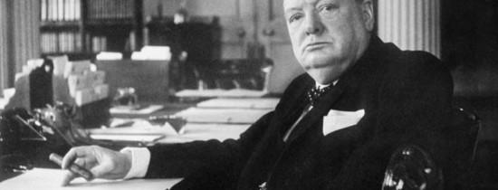 Winston Churchill, buldogul englez care suferea de psihoză maniaco-depresivă