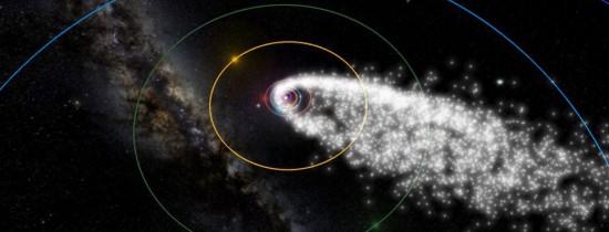 Eta Aquaride, ploaia de meteori din celebra cometă Halley, face spectacol pe cer între 6-7 mai