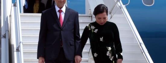 Preşedintele Tran Dai Quang din Vietnam a murit