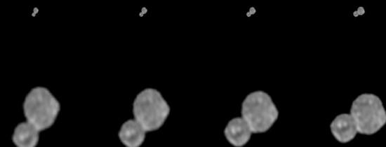 Primul videoclip cu Ultima Thule, cel mai îndepărtat obiect din spaţiu studiat de omenire