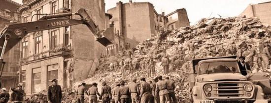 Singura înregistrare audio de la cutremurul din 4 martie 1977. Ce s-a întâmplat atunci şi la ce să ne aşteptăm. FOTO+AUDIO