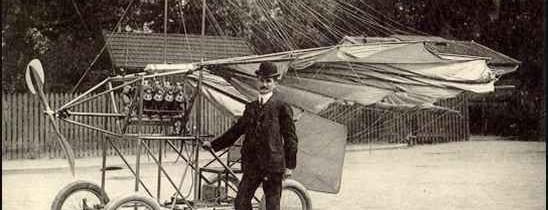 Ziua primului zbor. Momentul în care Traian Vuia a devenit un pionier al aviaţiei la nivel mondial