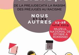 ''Noi şi ceilalţi. De la prejudecată la rasism'', o expoziţie la Muzeul Naţional de Istorie a României