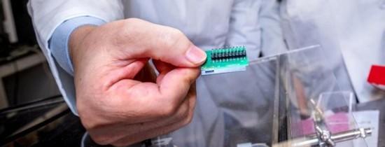 Cel mai mic cip de criptare cuantică măsoară doar 3 milimetri