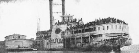 """Povestea uitată a """"Titanicului american"""""""