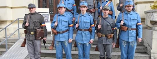 Garda de la Alba Iulia a fost reînfiinţată. Aceasta este cea care a organizat în 1918 Marea Adunare Naţională – GALERIE FOTO