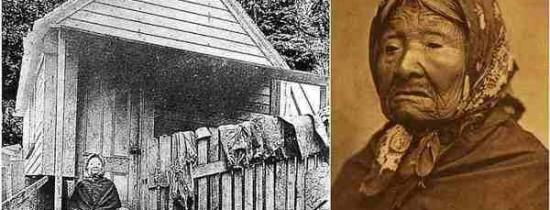 Prinţesa Angeline: femeia amerindiană care a refuzat să-şi părăsească locuinţa: ''Eşti prea frumoasă pentru a avea un asemenea nume''