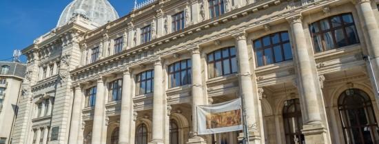 Vânătoare de comori la Muzeul Naţional de Istorie a României