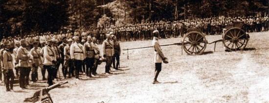 Concert în memoria eroilor din Primul Război Mondial la Şelimbăr