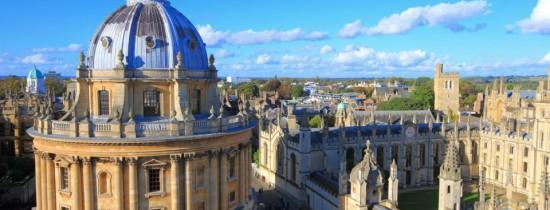 Plan îndrăzneţ al britanicilor: în centrul Oxford, unul dintre cele mai importante oraşe din lume, vor avea acces numai maşini electrice