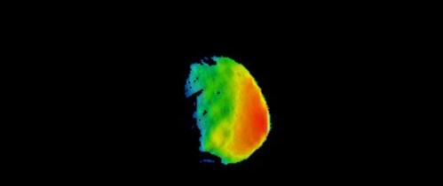 Prima imagine cu luna Phobos a lui Marte, realizată de sonda Odyssey după 16 ani de orbitat Planeta Roşie