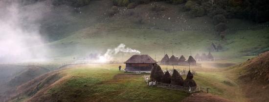 ''Ultimul loc neatins din Europa''. Fotografia unei românce premiată de o publicaţie britanică prestigioasă