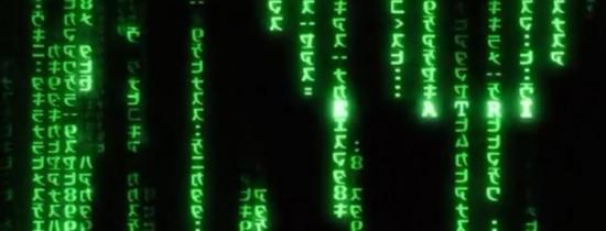Codul de la începutul filmelor Matrix a fost descifrat, iar rezultatul este surprinzător