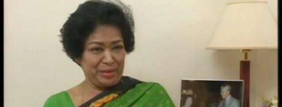 Shakuntala Devi, supranumită calculatorul uman. A înmulţit corect numere de câte 13 cifre