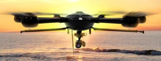 Premieră în lumea tehnologiei care poate duce la salvarea multor persoane: o dronă-salvamar a salvat două persoane chiar în prima zi de ''lucru''