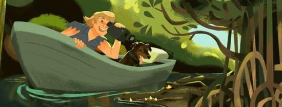 Steve Irwin, cel mai cunoscut ''vânător de crocodili''