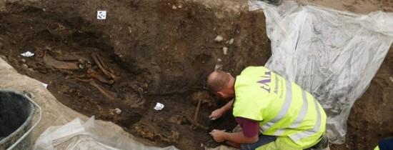 Două bărci funerare ale wikingilor, descoperite în Suedia, oferă informaţii preţioase
