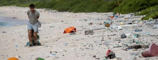 Deşeurile de plastic au transformat o insulă din Oceanul Pacific într-unul dintre cele mai poluate locuri de pe Pământ