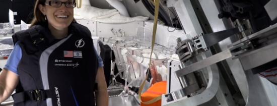 NASA vrea să testeze noile veste antiradiaţii în timpul misiunii Artemis 1