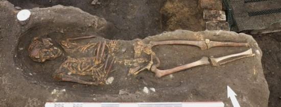 Un cimitir din perioada medievală descoperit în Norvegia
