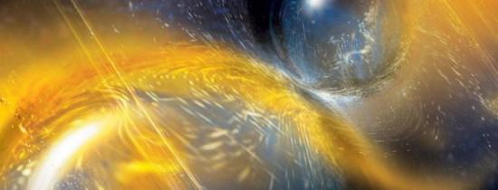 Cercetătorii au surprins ciocnirea a două stele neutronice
