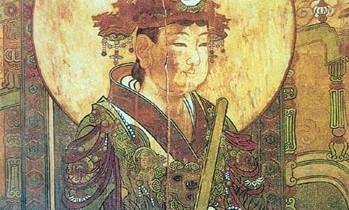 Xiwangmu, Regina Mamă din Vest şi Piersicile Nemuririi